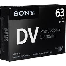 05  FITA MINI DVD SONY PREMIUM