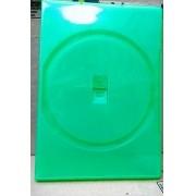 100 BOX VERDE  GROSSO 14MM ( TIPO XBOX)