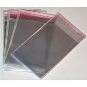 100  ENVELOPE PLASTICO P/MIDIA COM ABA ADESIVA ( lacrar box)