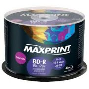 50 BLURAY MAXIPRINT  PRINT 25GB ( umedisc)