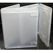 100 BOX BLURAY  TRANSPARENTE
