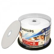 50 DUAL LAYER PHILIPS PRINTABLE P/ XBOX ( ID CMC MAGNETICS D03 064)