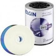 100  DUAL LAYER ELGIN 8.5 GB PRINTABLE ( ID RITEK S04 066)