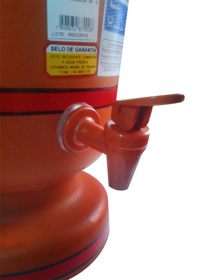 Filtro de Barro - Capacidade de 4 Litros