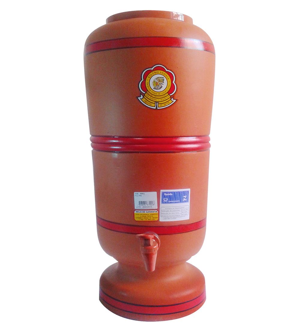 Filtro de Barro - Capacidade de 7 Litros