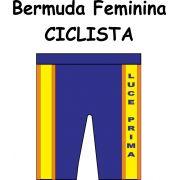 Bermuda Ciclista Luce Prima