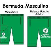 Bermuda Masculina Pindorama
