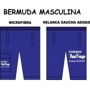 Bermuda Masculina Univap 6 ao Técnico