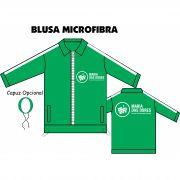 Blusa Microfibra Aberta S/ Capuz Maria das Dores