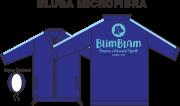 Blusa Microfibra Blim Blam