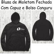 Blusa Moletom c/ Bolso Canguru Planck