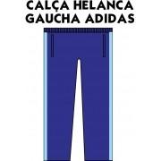Calça Helanca Gaucha Adidas Blim Blam
