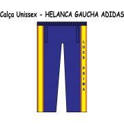 Calça Helanca Gaucha Adidas Luce Prima
