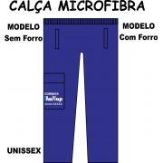 Calça Microfibra Univap  6 ao 9 Fund - Médio - Técnico