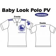 Camiseta Baby Look Polo Anglo SJC