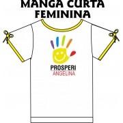 Camiseta Manga Curta Feminina Prosperi