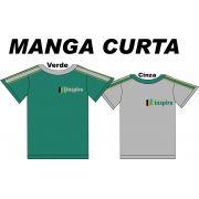 Camiseta Manga Curta Inspire