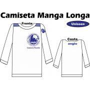 Camiseta Manga Longa Anglo