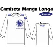 Camiseta Manga Longa Anglo SJC
