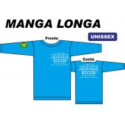 Camiseta Manga Longa Eccos