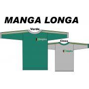 Camiseta Manga Longa Inspire