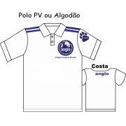 Camiseta Polo Anglo Taubaté