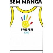 Camiseta Sem Manga Prosperi