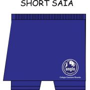 Short Saia Anglo Taubaté