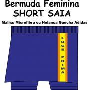 Short Saia Feminino Luce Prima
