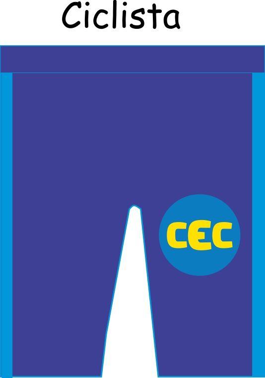 Bermuda Ciclista CEC