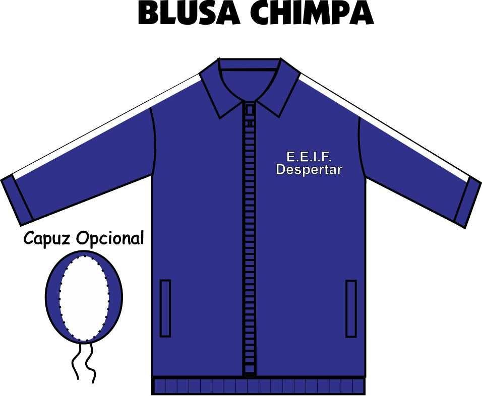 Blusa Chimpa Despertar