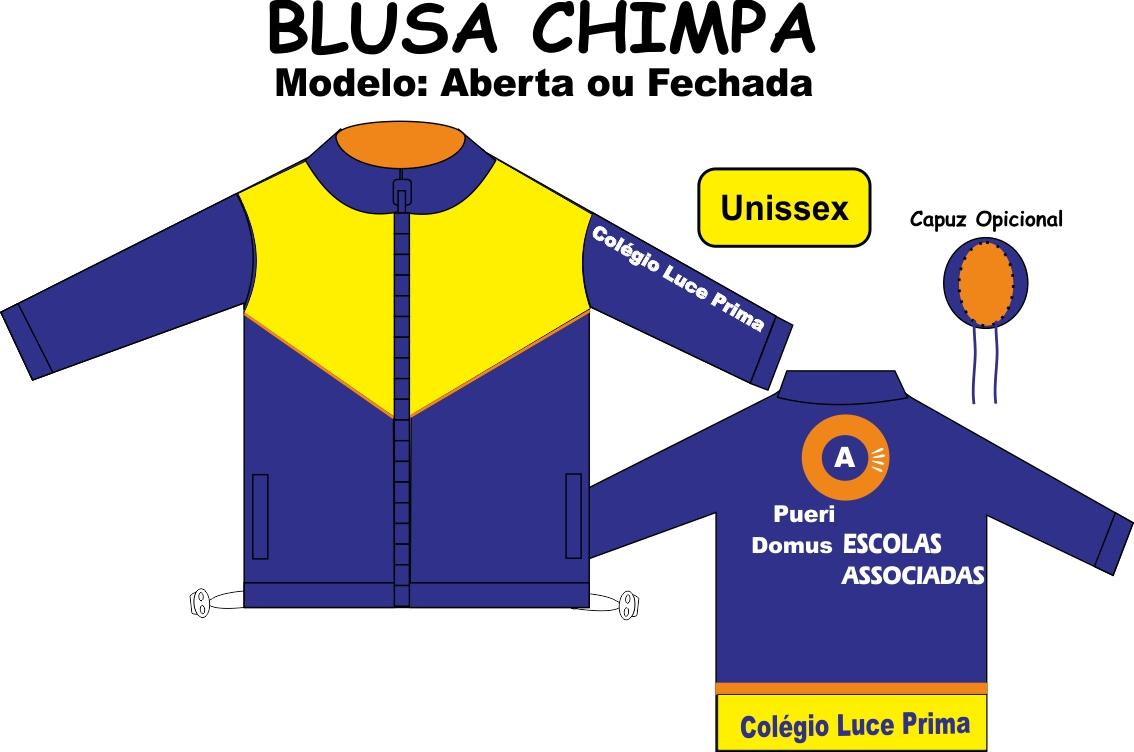 Blusa Chimpa Luce Prima