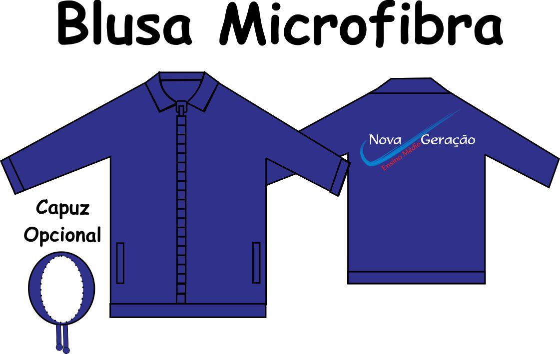 Blusa Microfibra Nova Geração