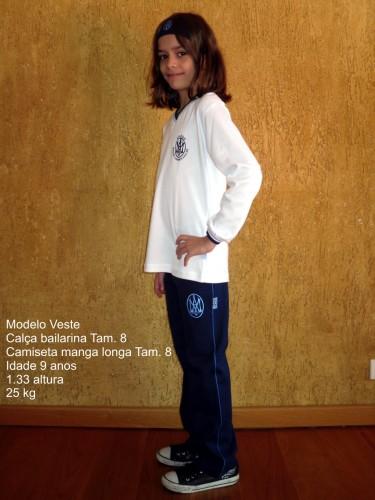 Calça Bailarina Feminina Rede Concepcionista