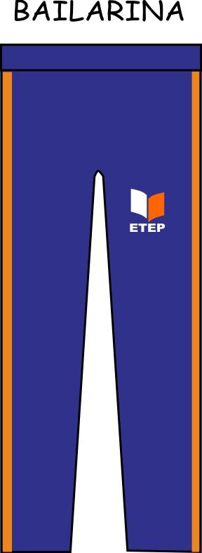 Calça Bailarina ETEP