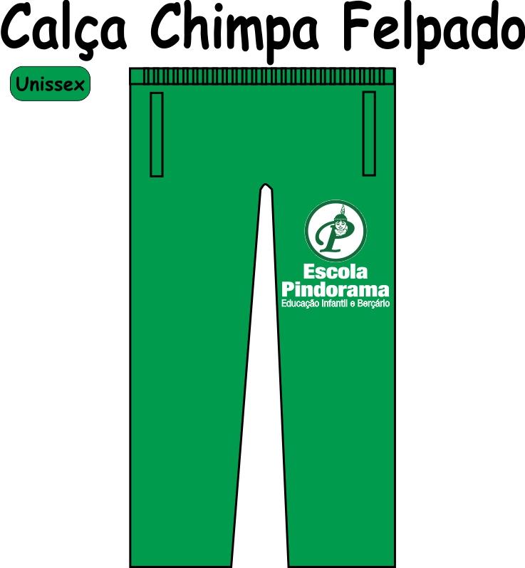 Calça Chimpa Pindorama