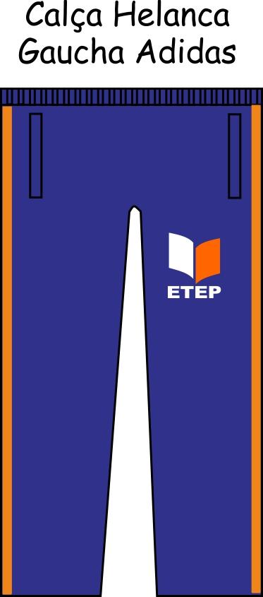 Calça Helanca Gaucha Adidas ETEP