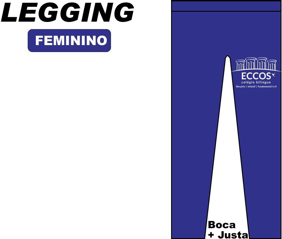 Calça Legging Eccos