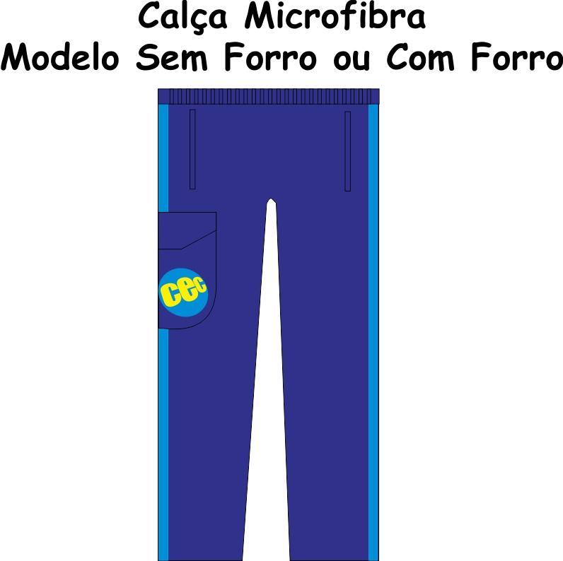 Calça Microfibra CEC