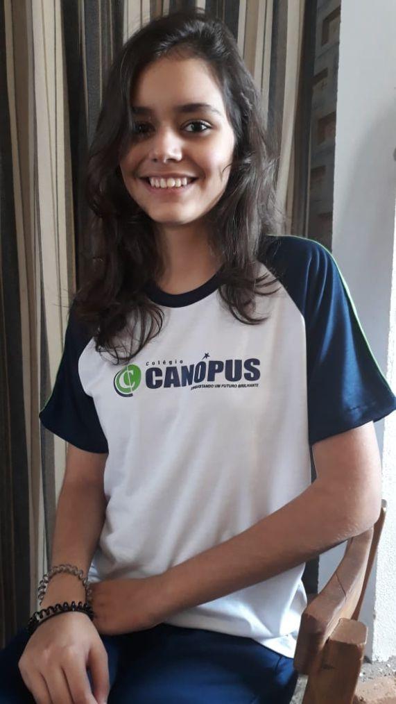 Camiseta Manga Curta C/ Presponto Canópus