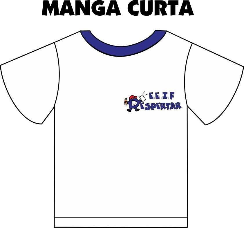 Camiseta Manga Curta Despertar