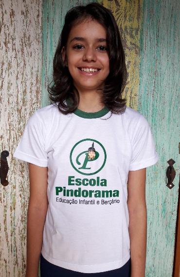 Camiseta Manga Curta Pindorama