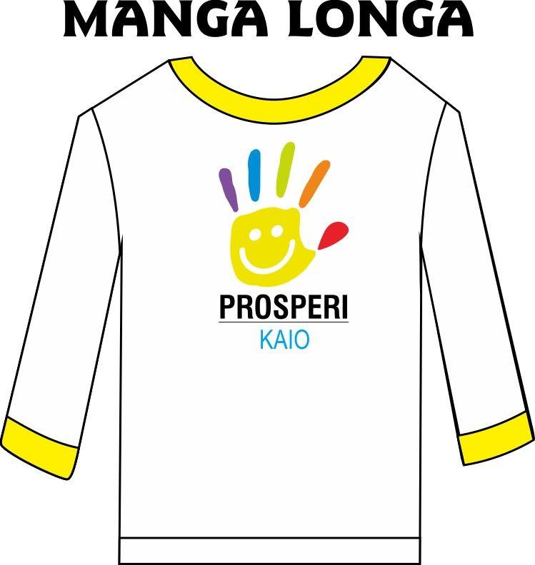 Camiseta Manga Longa Prosperi