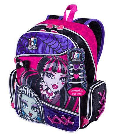 Mochila Grande Monster High 15Z - 63593