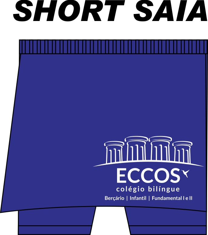 Short Saia Eccos