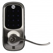 Fechadura Digital Abertura com Senha e Chave YRL 220L