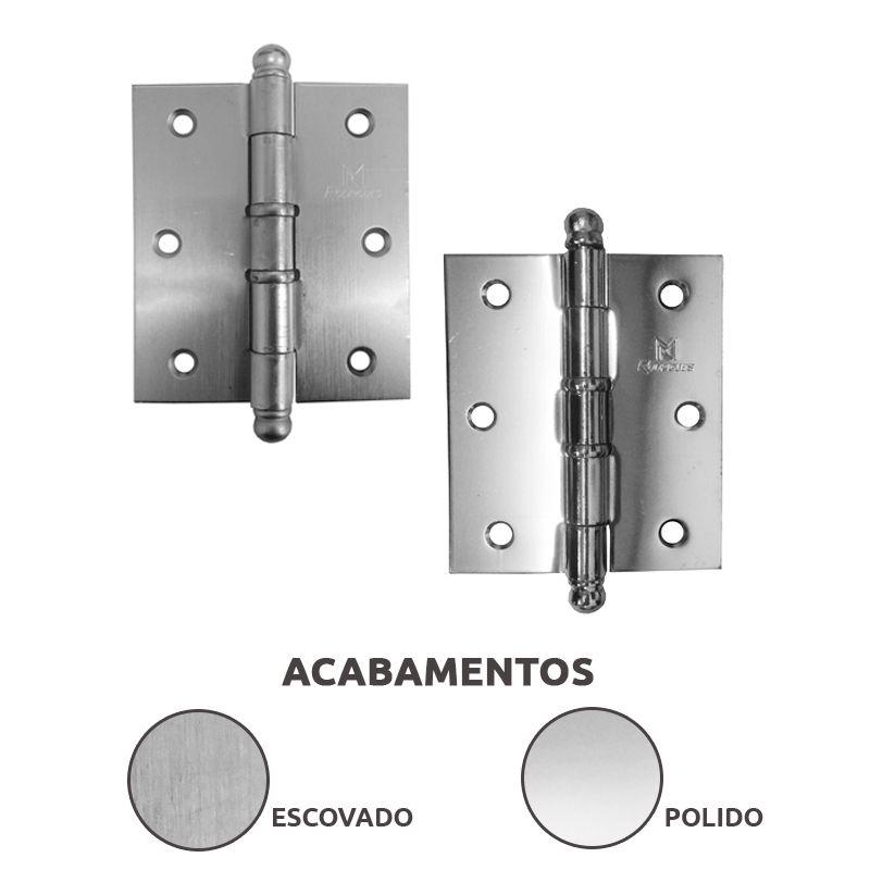 Porta de Madeira Semi-Sólida Acabamento Prime completa com Batente, Guarnição, Fechadura e Dobradiça