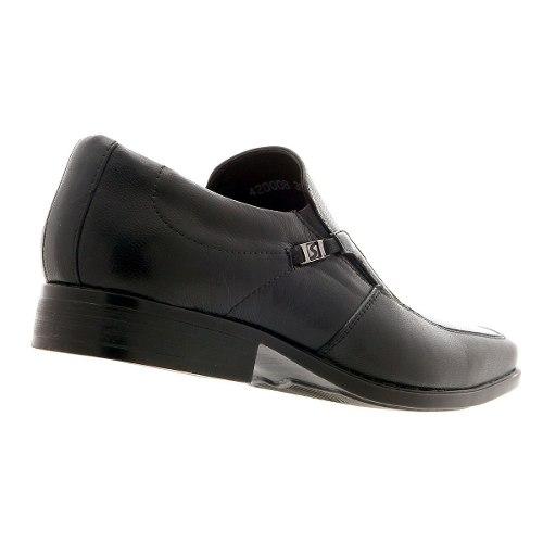 Sapato Casual Sândalo Detroit Couro Pelica Nobre Leve 420008