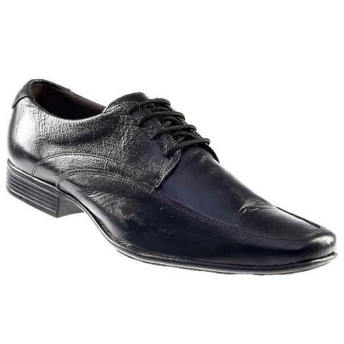 Sapato Social Masculino Em Couro Legítimo Frete Pac Grátis