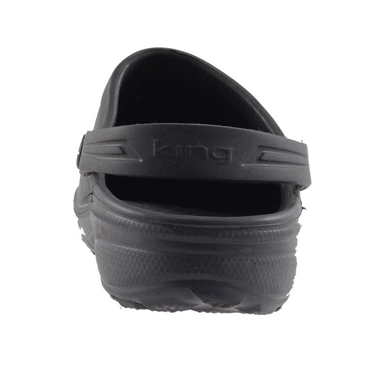 Chinelo King Sandália Crocs Macio Leve Confortável Kp1004